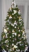 Weihnachtsbaum-weisse-Schleifen-B1721-02